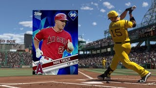3 Wins from MIKE TROUT! MLB The Show 17 Diamond Dynasty