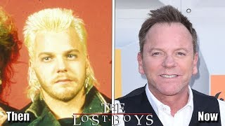 The Lost Boys (1987) Then And Now ★ 2019 (Before And After)