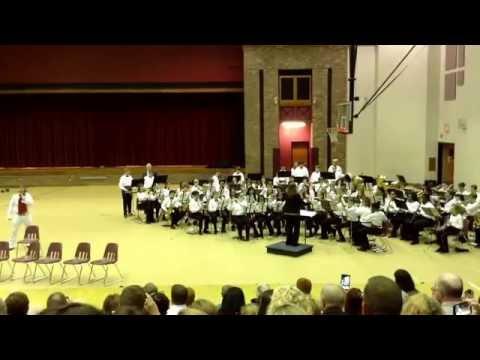"Prattville Junior High School Christmas Concert | ""Blue Christmas"""