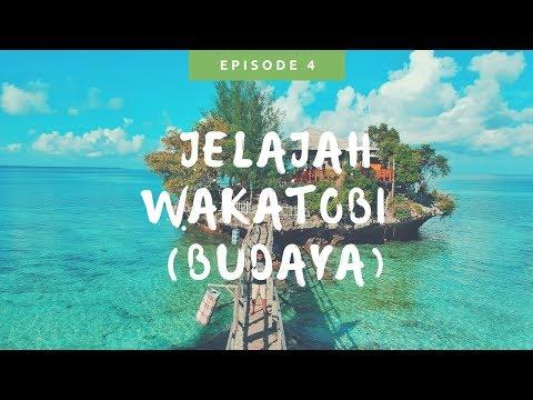 Jelajah Pulau Wakatobi [ Wisata Budaya Wakatobi ]