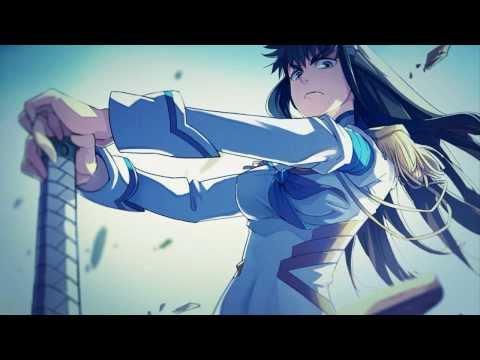 Kill la Killキルラキル Satsuki Kiryuin Theme  Kiryuu G@ KiLL