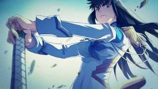 Repeat youtube video Kill la Kill/キルラキル [Satsuki Kiryuin Theme | Kiryuu G@ KiLL]