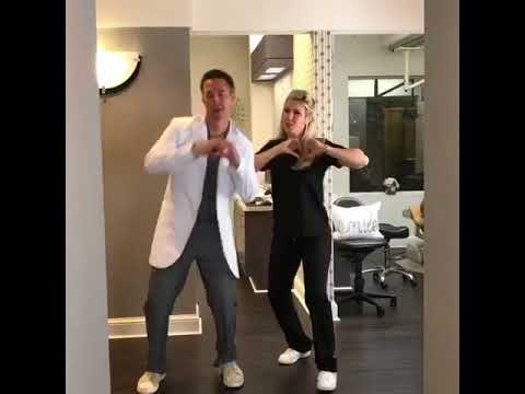 Cosmetic dentist Dr. Jared Ford In My feelings challenge, Fort Myers Florida