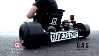 The Ultimate Motorized Drift Trike