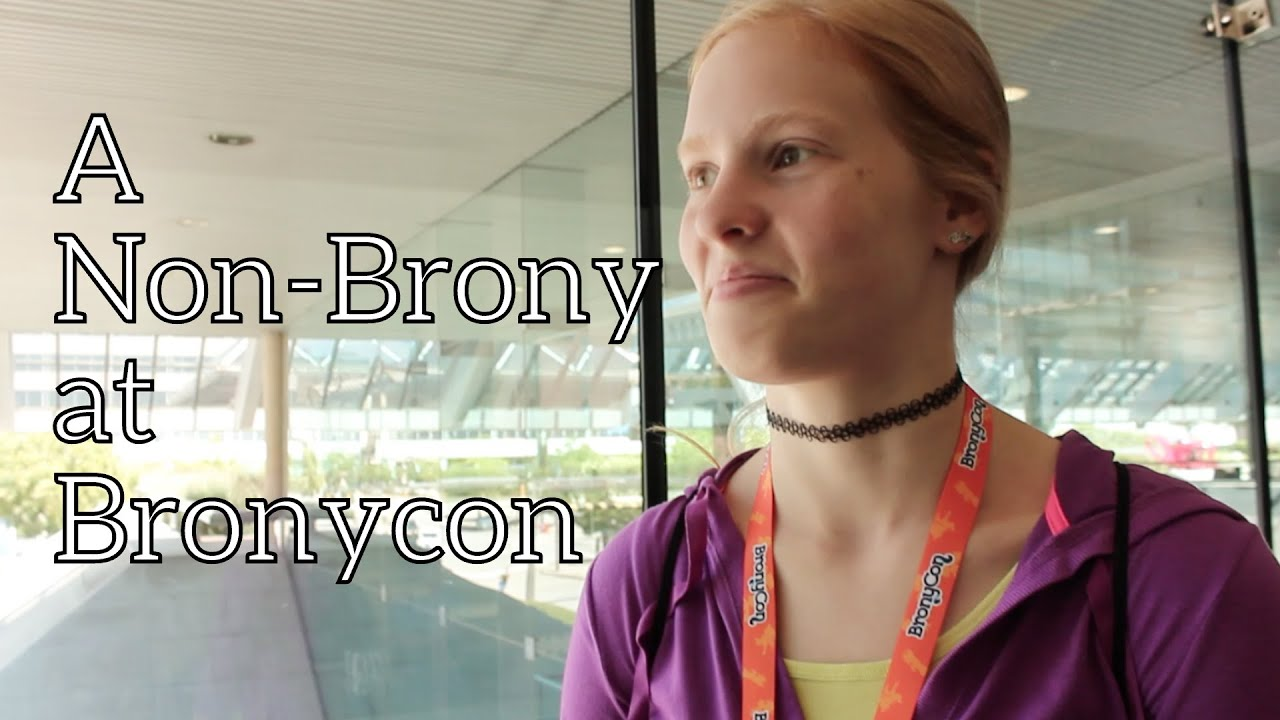 A Non Brony At Bronycon