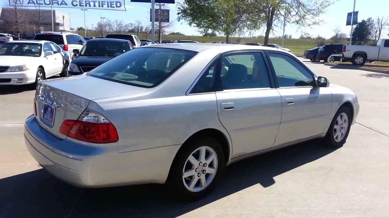 used 2004 toyota avalon xle for sale houston texas youtube used 2004 toyota avalon xle for sale houston texas