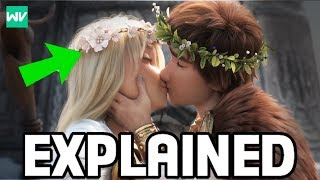 The Marriage of Asтrid & Hiccup Explained | How To Train Your Dragon