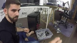 Upgrade PC #3 - Montaż dysków