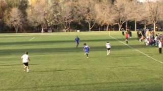 Mac Freeman (Soccer Recruiting Video)