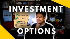 Franchise VS Real Estate VS Stock Market Best Investment - Businesses That Uses Money - Negosyo Tips