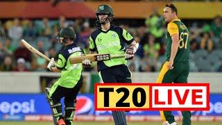 🔴 South Africa vs Ireland Live Stream 3rd T20 2021 Score | SA Vs IRE Live