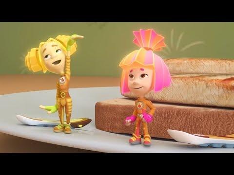 Фиксики - Бутерброд