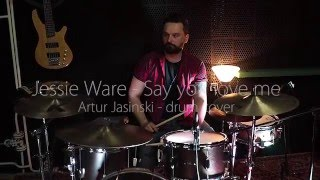 Baixar Jessie Ware - Say You Love Me - drum cover