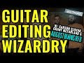 Wow!! Try tracking guitars this way! [ft AUGUST BURNS RED]