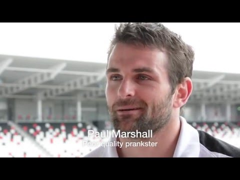 Jared Payne answers quick-fire questions about the Ulster Squad