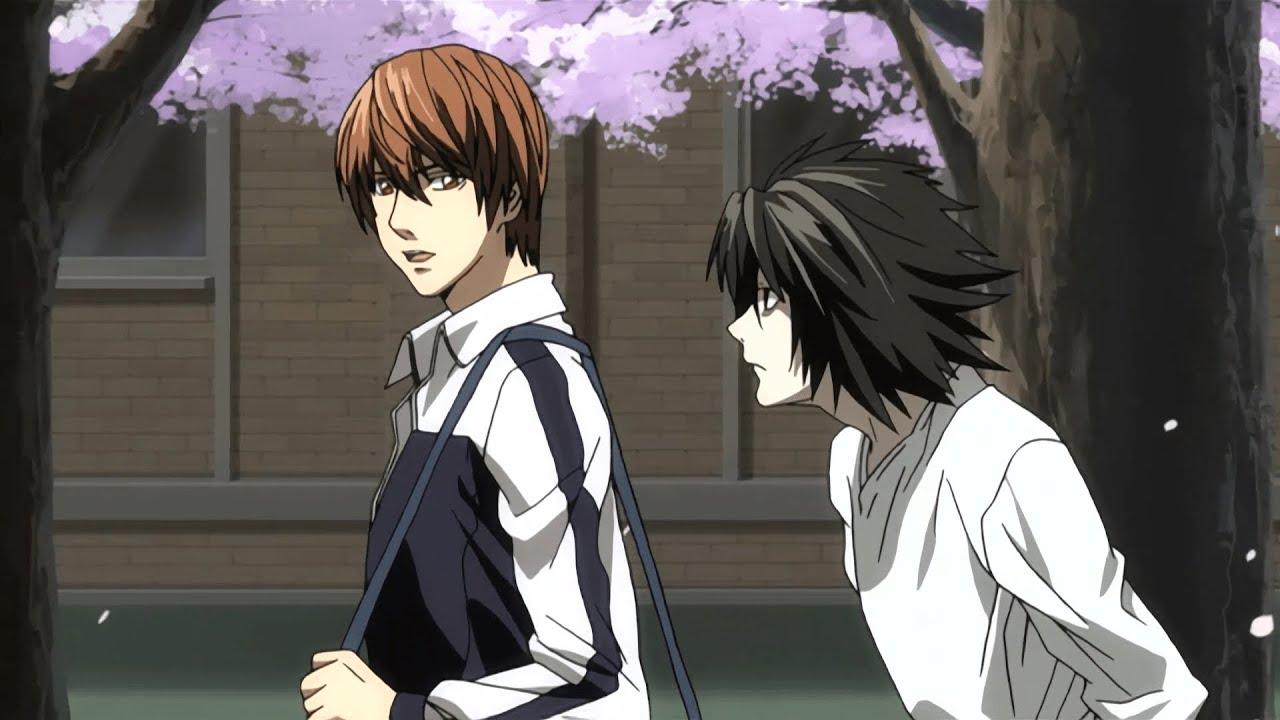 L sospecha que Light Yagami es Kira | Death Note