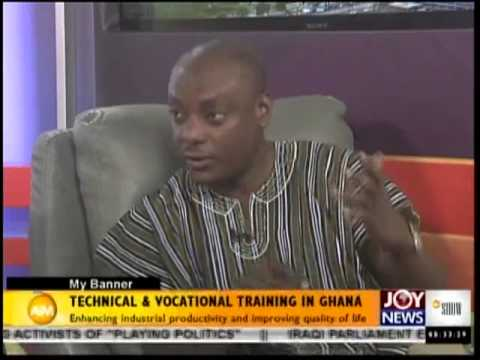 Technical and Vocational Traning in Ghana - My Banner (16-07-14)