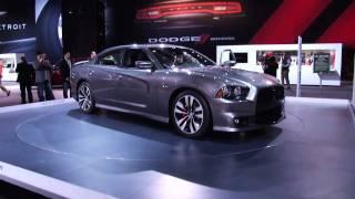 2012 Dodge Charger SRT8: 2011 Chicago Auto Show