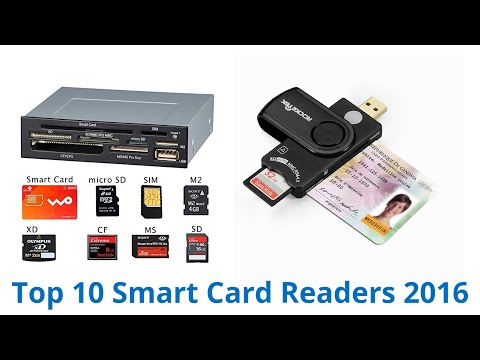 10 Best Smart Card Readers 2016