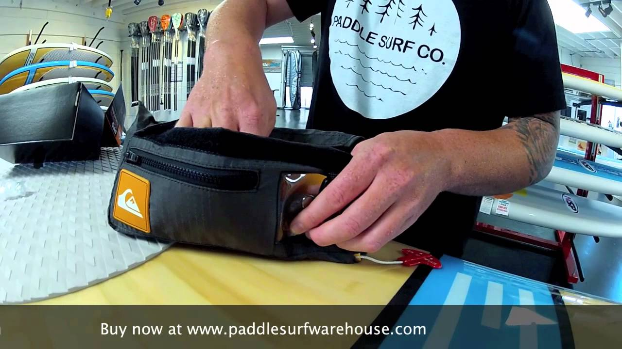 Quiksilver Stand Up Paddle Board PFD Life Vest Paddle