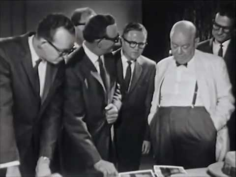 Tobacco Substance Abuse: Up In Smoke (1960) - CharlieDeanArchives / Archival Footage