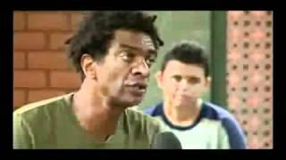 """Cotas raciais - """"Hélio"""" do Casseta"""