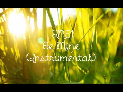 2NE1 - Be Mine (acoustic instrumental)