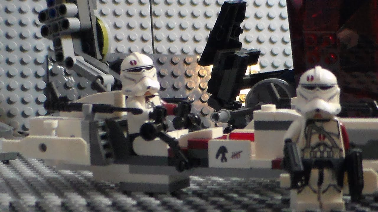 NEW (2014) Lego Star Wars Battle on Saleucami 75037 Review ...
