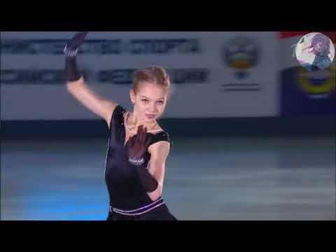 Александра Трусова || Alexandra TRUSOVA - Crazy In Love (Fan-video)