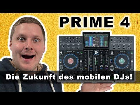 Denon DJ Prime 4 Review - Die Zukunft des DJs!