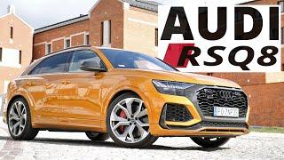 Audi RS Q8 - zapanował nowy król! / AutoCentrum.pl