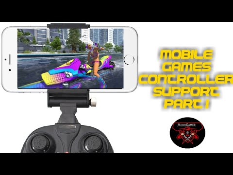TOP 10 Mobile Games Android/IOS With Controller Support