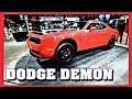 2018 CHICAGO AUTOSHOW VLOG (DODGE DEMON)