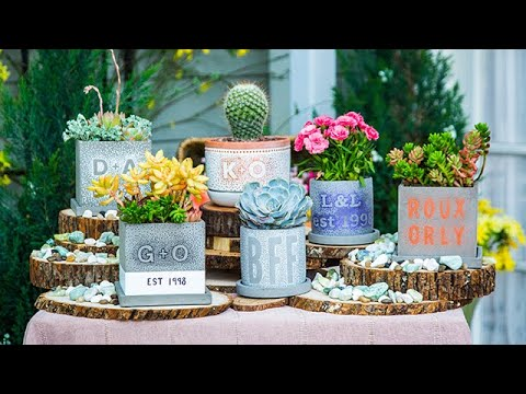DIY Best Friends Planters with Orly Shani - Home & Family