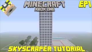 Skyscraper Tutorial Episode 1 (Outside)