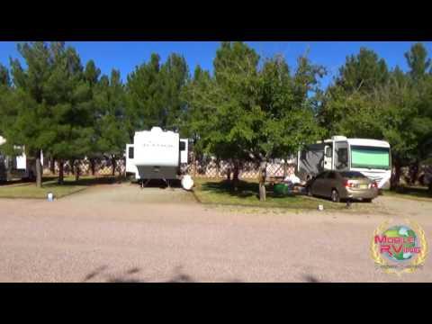 Sunny Acres RV Park Las Cruces New Mexico