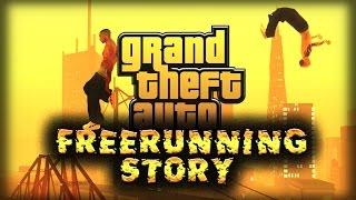 Обзор Модов GTA San Andreas #76 FreeRunning Story
