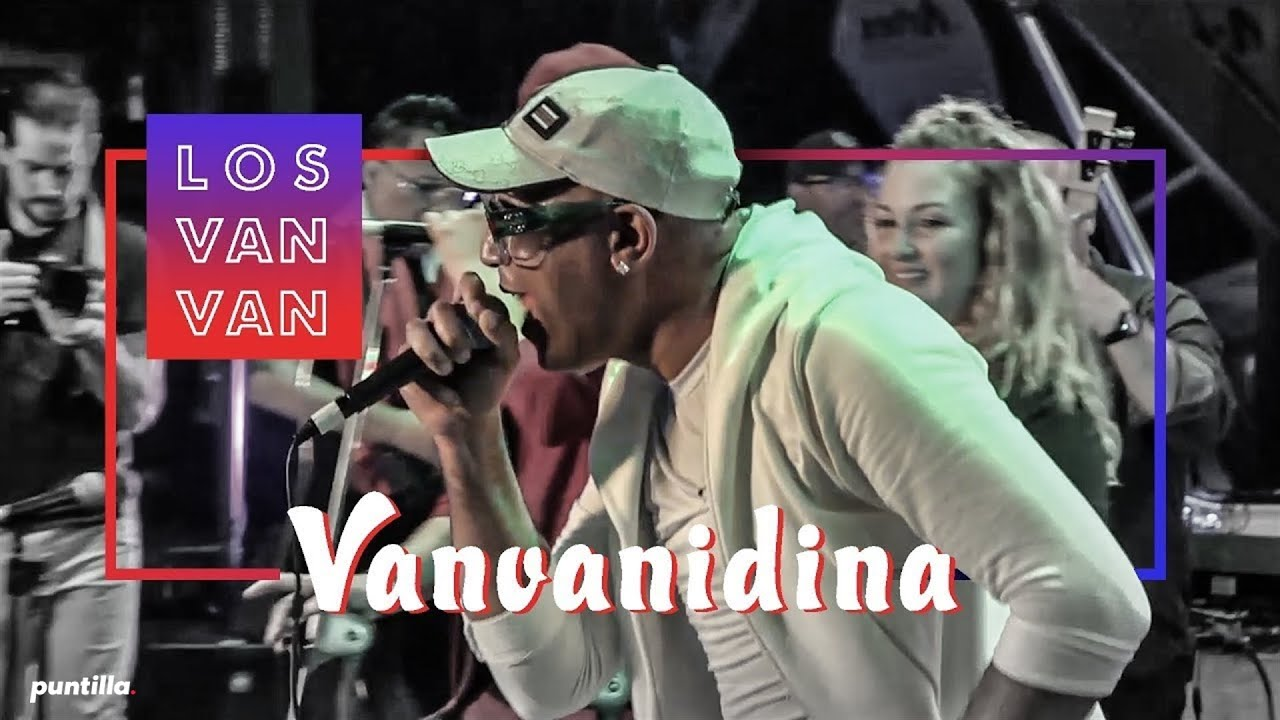 Los Van Van - Vanvanidina (En Vivo)