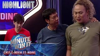 Joshua, Long at Negi, ni-reenact ang isang intense scene sa The Good Son | Minute To Win It