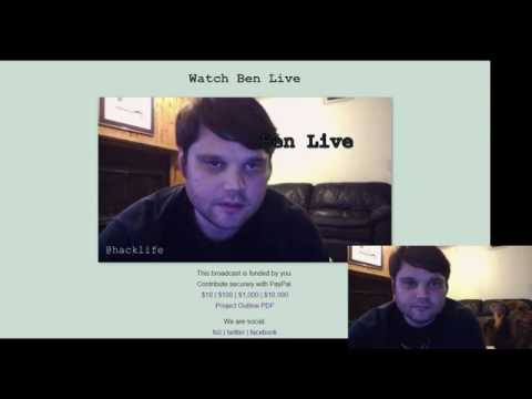 Your Growth Hacker - Ben Live - Episode 1 Event 3 of 3