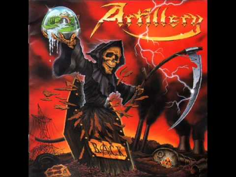 Artillery - B. A. C. K.1999 full album