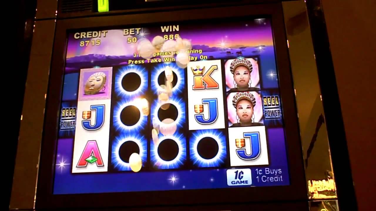 Shaman Slot Machine