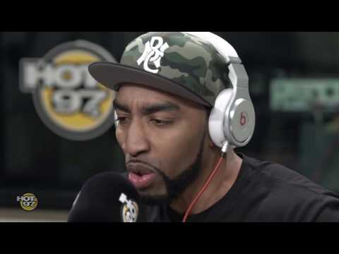 Mysonne Freestyles on Flex [Hot 97 Video]