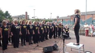Rock Choir - Christa
