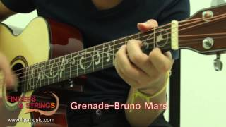 Grenade by Bruno Mars Guitar Product Test