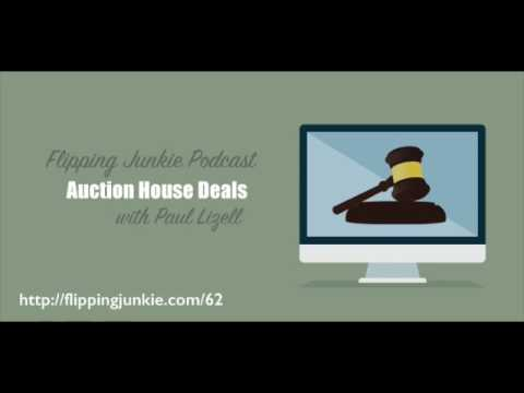 Online Auction House Deals: Flipping Junkie Podcast (episode 62)