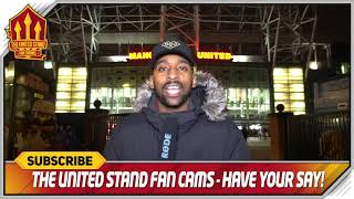 FLEX! SOLSKJAER MAKES BIG DECISIONS!  Manchester United 3-1 Fancam