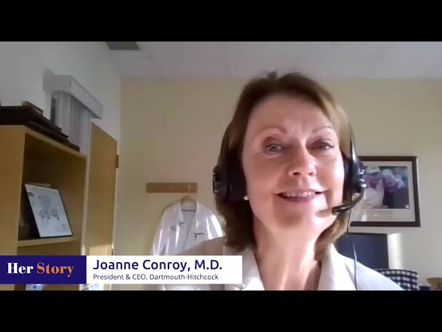 Hit From the Whites   Joanne Conroy MD   Her Story S1E0 Highlight