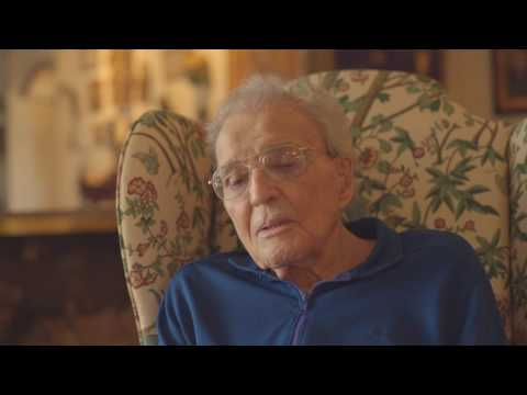 100-Year-Old Structural Engineer Talks About Thin-Shell Buil