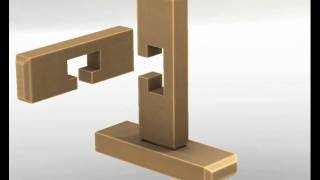 Simple Wooden Puzzle